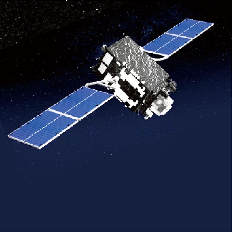 準天頂衛星みちびき(日本版GPS衛星)