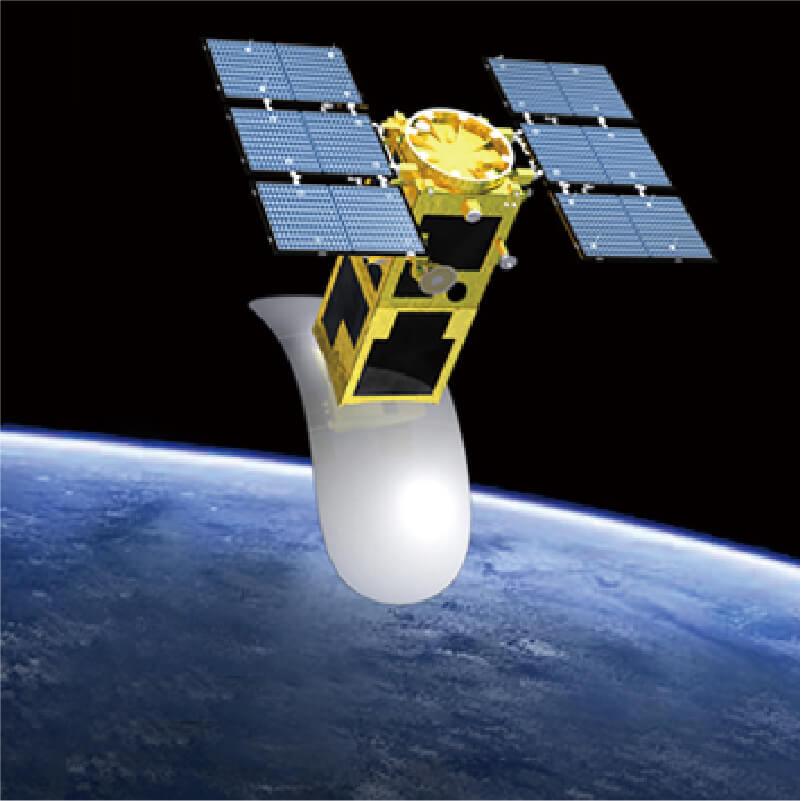 高性能小型レーダ衛星「ASNARO-2」