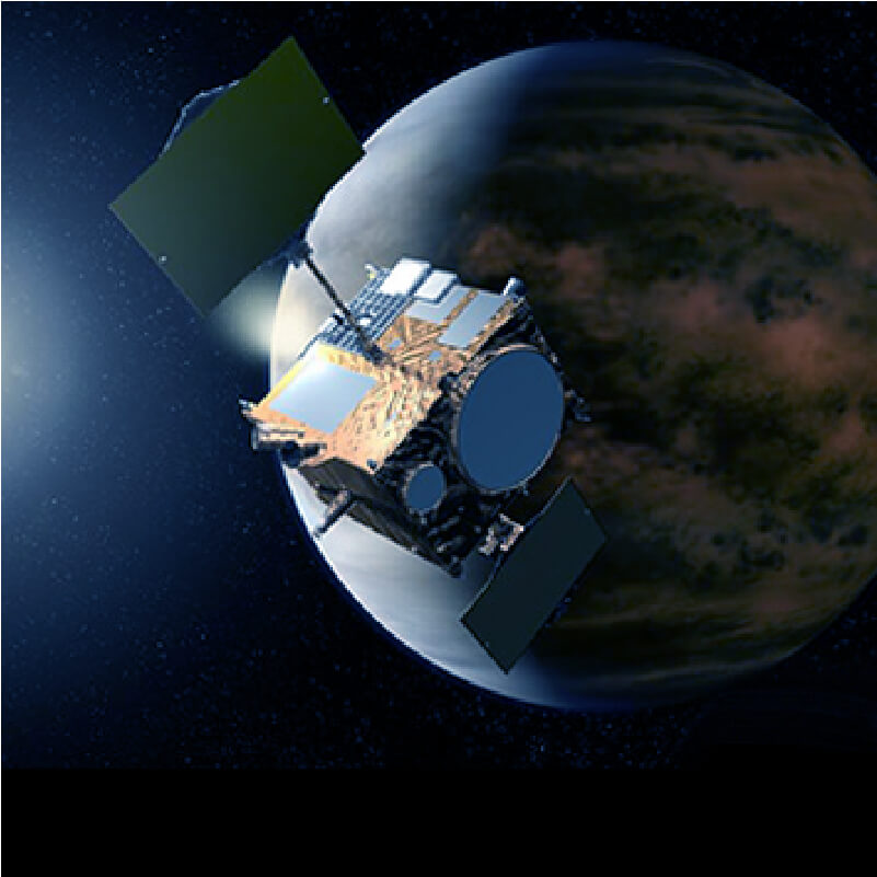 金星探査機「あかつき」