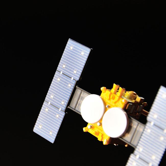 人工衛星追尾監視運用